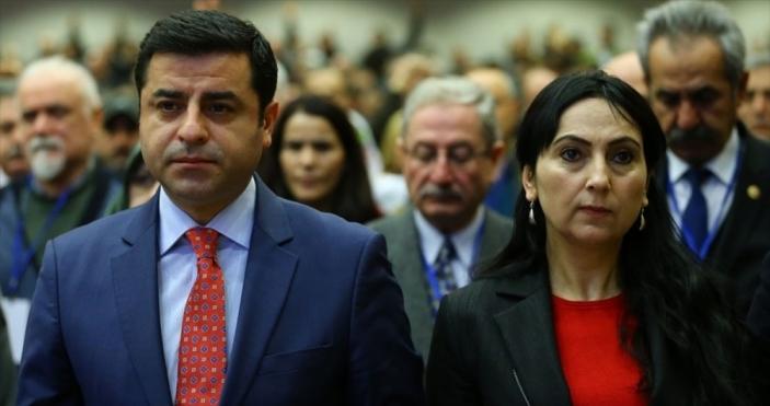 Selahattin Demirtaş ve Figen Yüksekdağ hakkında bir tutuklama talebi daha