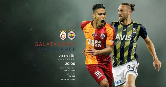 Galatasaray ile Fenerbahçe maçında gözler Falcao ve Muric'in üzerinde