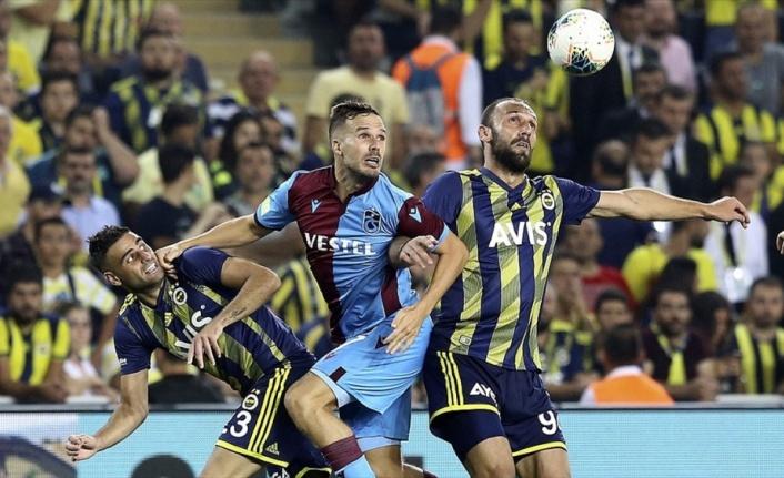 Fenerbahçe ile Trabzonspor berabere kaldı