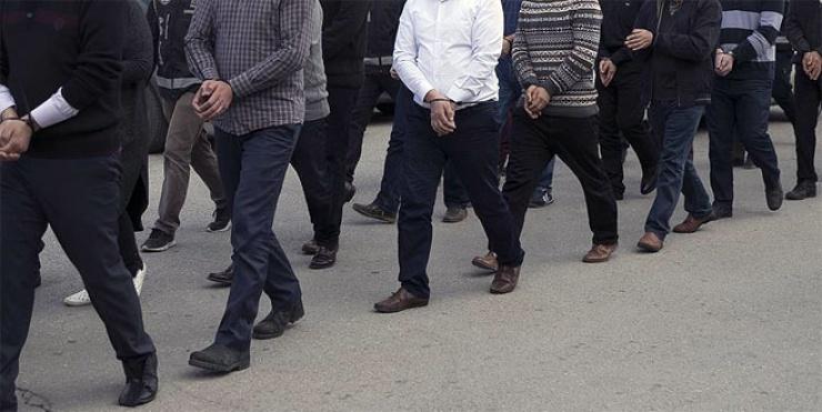 Kaymakamlık sınavı sorularının sızdırılması soruşturmasında 165 gözaltı kararı