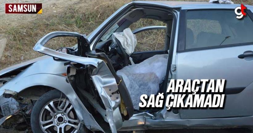 Samsun Havza Müftüsü İlyas Akyazı trafik kazasında öldü