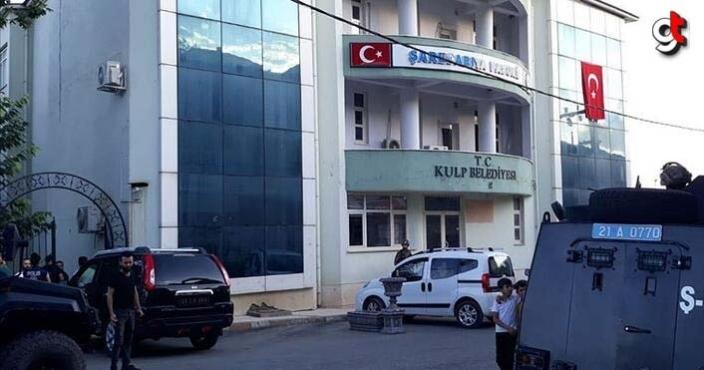 Tutuklanan HDP'li Kulp Belediye Başkanı Taş'ın yerine görevlendirme