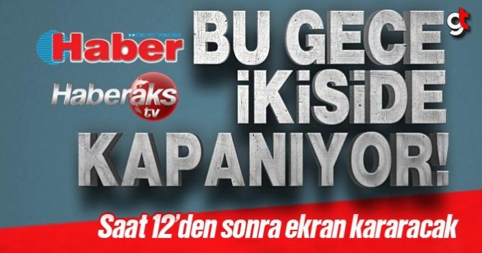 AKS TV ve Haber Gazetesi kapandı