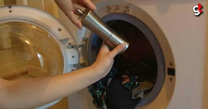 Çamaşır Makinenize Karabiber Dökün, Nedenini Öğrenince Şaşıracaksınız