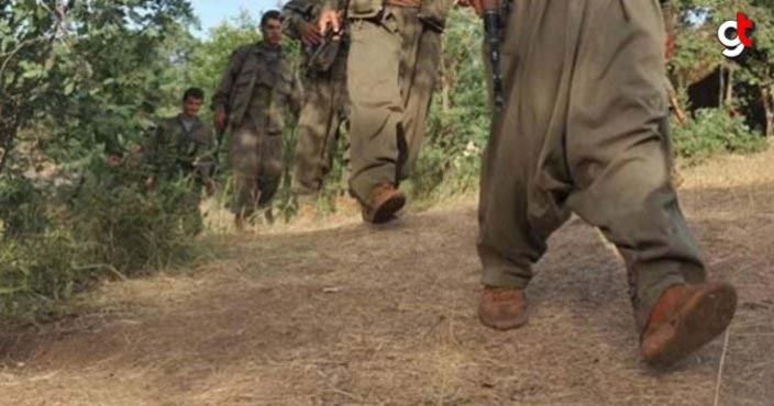 PKK'lı teröristin itirafı, 'Terör örgütüne katılırken HDP binasında 10 gün kaldım'