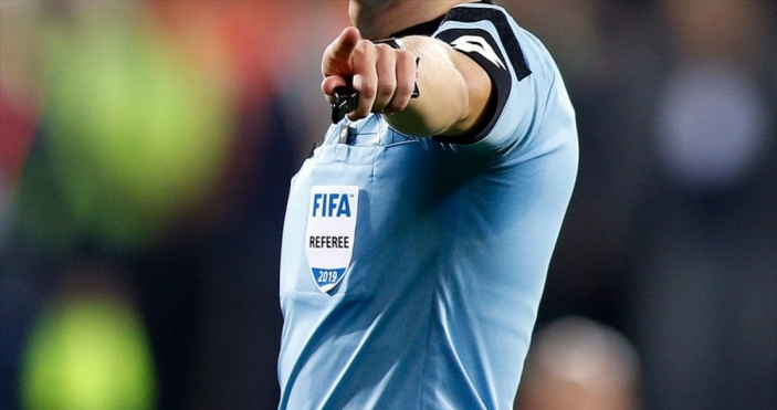 Türkiye-Arnavutluk maçına Rumen hakem