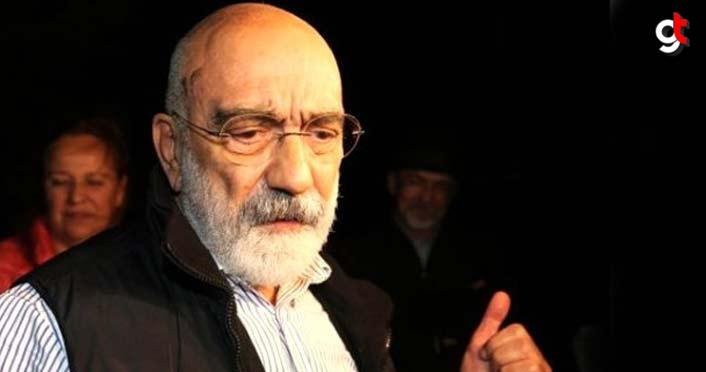Ahmet Altan tekrar FETÖ'den gözaltına alındı