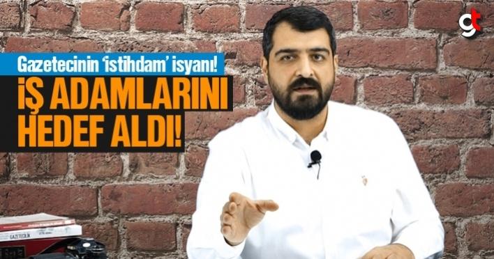 Ahmet Çağdaş Çatoğlu, 'Samsun'da metrekareye bir iş adamı düşüyor'