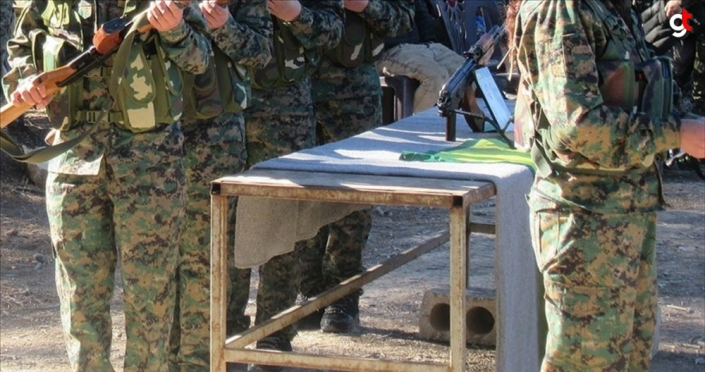 Almanya'dan en az 270 terörist PKK/YPG saflarına katıldı