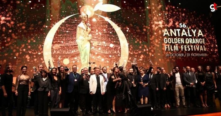 Antalya Altın Portakal Film Festivalinde ödüller sahiplerini buldu