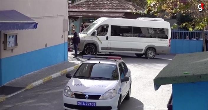 Servis minibüsünün çarptığı öğrenci hayatını kaybetti