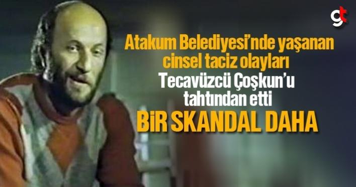 CHP'li Atakum Belediyesi'nde bir cinsel taciz skandalı daha