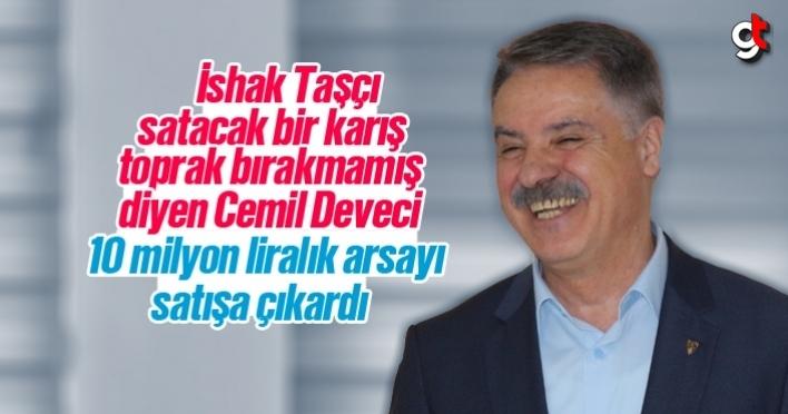 CHP'li Deveci, Atakum'u satıyor