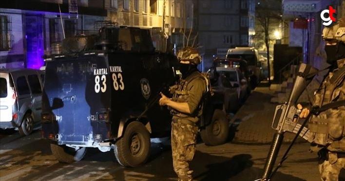 DHKP/C'ye baskın, 10 terörist yakalandı