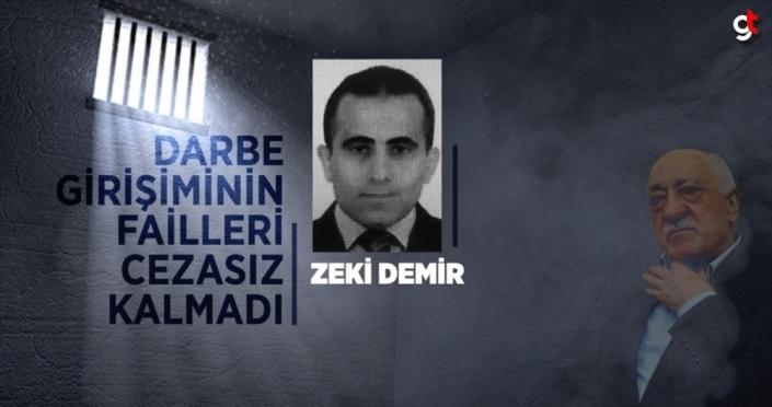 FETÖ'cü albaya 15 kez ağırlaştırılmış müebbet hapis cezası