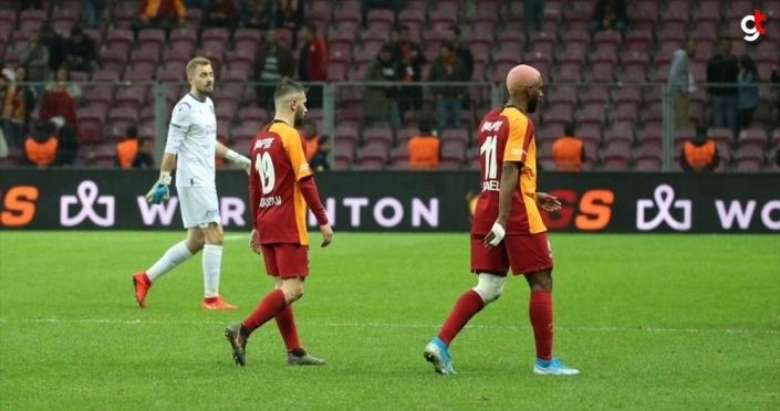 Galatasaray'dan son 38 sezonun en kötü gol performansı