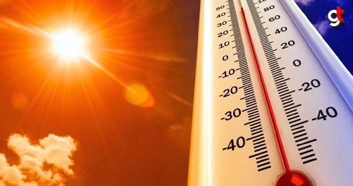 Hava sıcaklıkları mevsim normallerinin üzerinde olacak