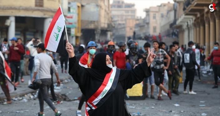 Irak'taki hükümet karşıtı gösterilerde 4 günde 11 kişi öldü