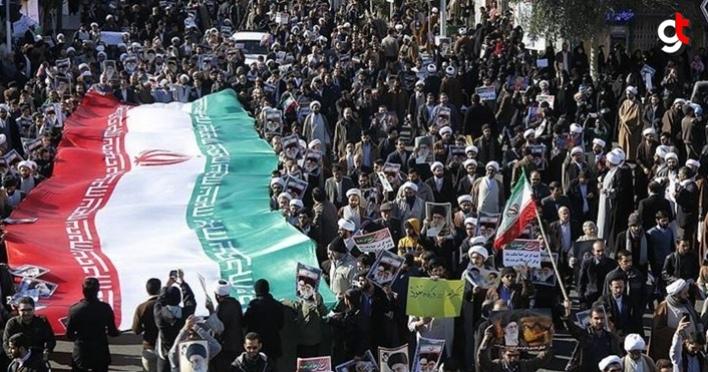 İran'da ki gösterilerde ABD'ye ait 8 CİA ajanı yakalandı