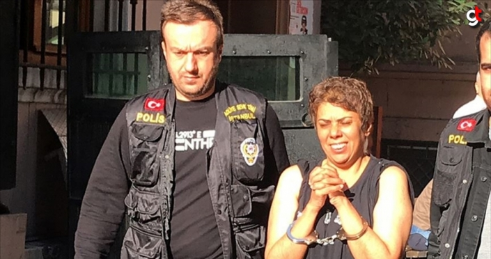 Karaköy'de başörtülü kadına saldırının failine tutuklama istemi