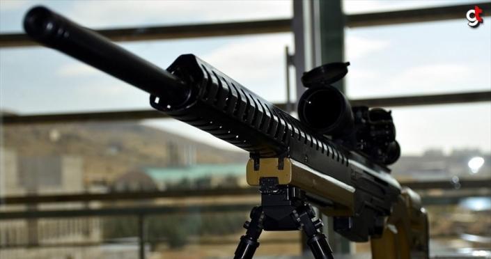 Yerli yarı otomatik keskin nişancı tüfeği tamamlandı