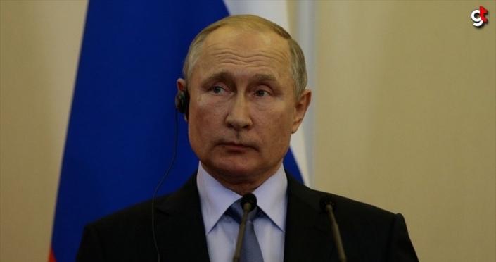 Putin: NATO'nun askeri alanında uzayı kullanması girişimlerinden endişeliyiz