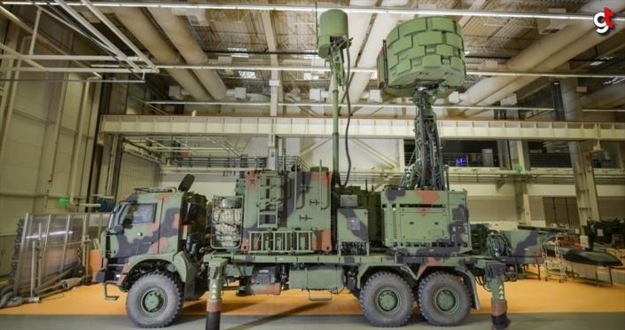 Türk Silahlı Kuvvetlerinin elektronik harp kabiliyetine takviye