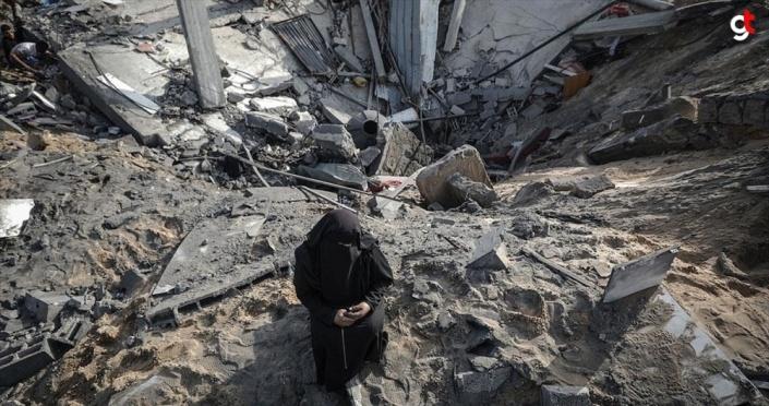Türkiye İsrail'in Gazze'deki saldırılarını şiddetle kınadı