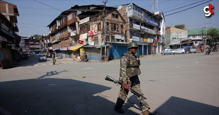 Cammu Keşmir'de 145 günün ardından internet erişimi