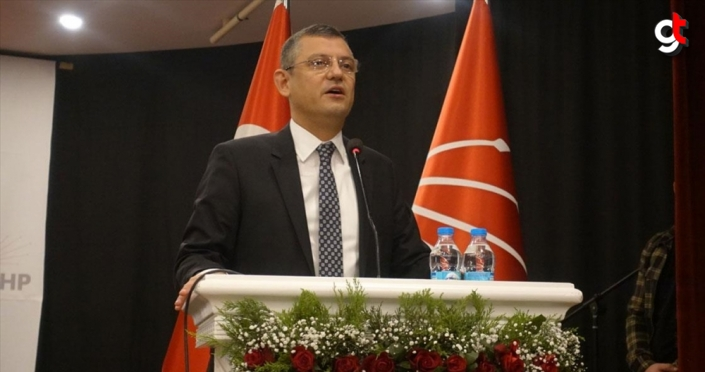 CHP'li Özel: İktidar yürüyüşünde Cumhuriyet Halk Partisi'nin yolu açıktır