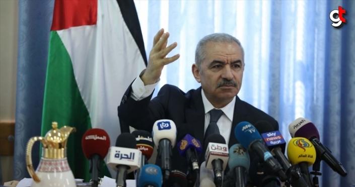 Filistin Başbakanı: İsrail'in kesinti kararı, bizi yeniden mali krize sokuyor