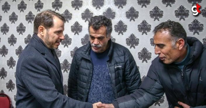 Hazine ve Maliye Bakanı Albayrak: AK Parti bir dava hareketidir