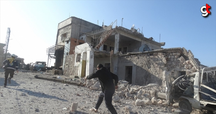 İdlib'deki askeri muhalifler Esed rejiminden 7 köyü geri aldı
