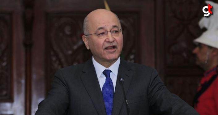 Irak Cumhurbaşkanı Salih: İstifaya hazırım