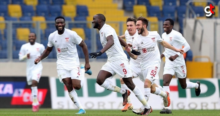 Lider Sivasspor'un şampiyonluk yürüyüşü Sivaslıları heyecanlandırdı