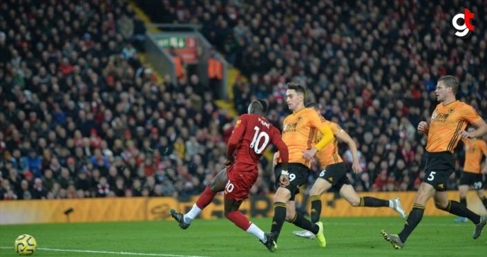 Premier Lig'de Liverpool kazanmaya devam ediyor