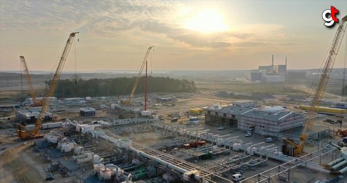 Rusya Kuzey Akım 2 projesini kendi imkanlarıyla tamamlayabilir
