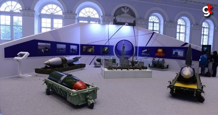 Rusya'nın nükleer üçlemedeki modern silah payı yüzde 82'ye ulaştı