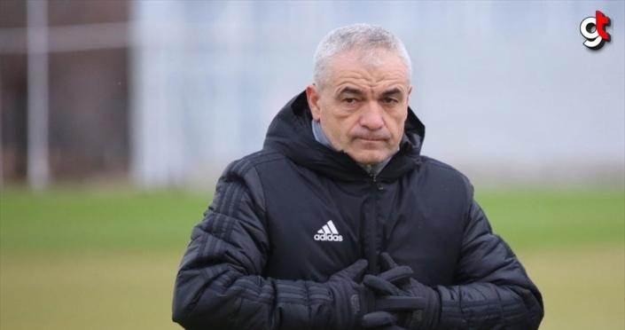 Sivasspor Teknik Direktörü Çalımbay: Tek hedefimiz Göztepe maçını kazanmak