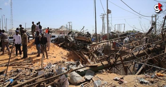 Somali İstihbarat Ajansı: Terör saldırısı yabancı bir ülke tarafından planlandı