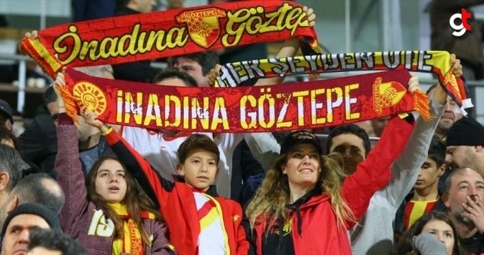 Süper Lig'de Göztepe ilk yarıyı 23 puanla tamamladı