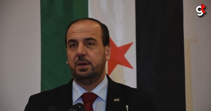 Suriye muhalefetinden Suudilerin müzakere komitesini değiştirme girişimine tepki