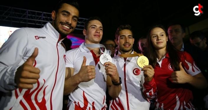 Türk cimnastiği 2019'da ilklere sahne oldu