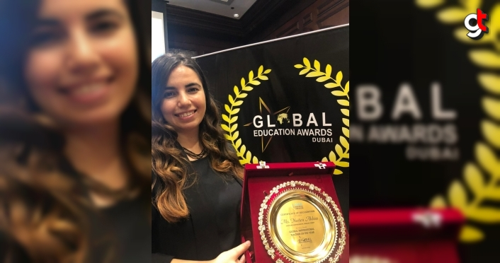 Türk öğretmenlere 'ilham veren' Samsunlu öğretmen Nurten Akkuş'a uluslararası ödül