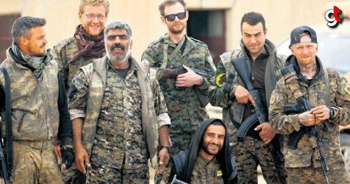 Ülkelerine gönderilen yabancı terörist savaşçı sayısı 21'e yükseldi