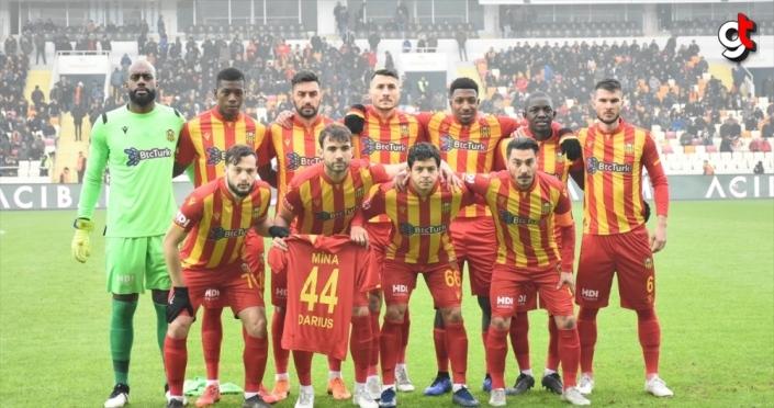 Yeni Malatyaspor, Gaziantep FK deplasmanında