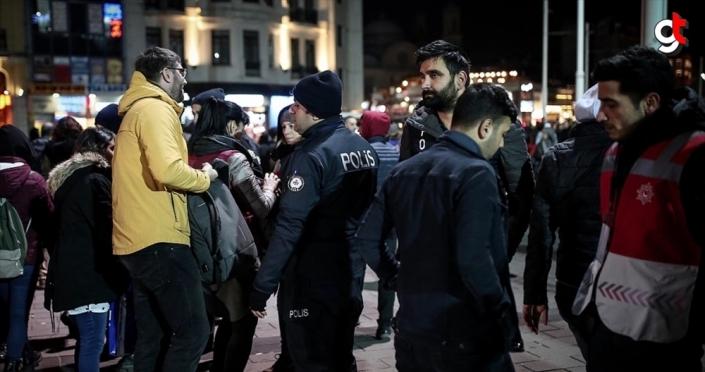 Yılbaşında güvenliği 317 bin 121 polis ve jandarma personeli sağlayacak