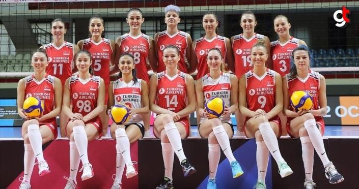 A Milli Kadın Voleybol Takımı Başantrenörü Guidetti: Tokyo biletini almak için elimizden gelen her şeyi yapacağız