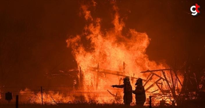 Avustralya'daki yangınlarla mücadeleye ABD'li şarkıcıdan 500 bin dolar sözü