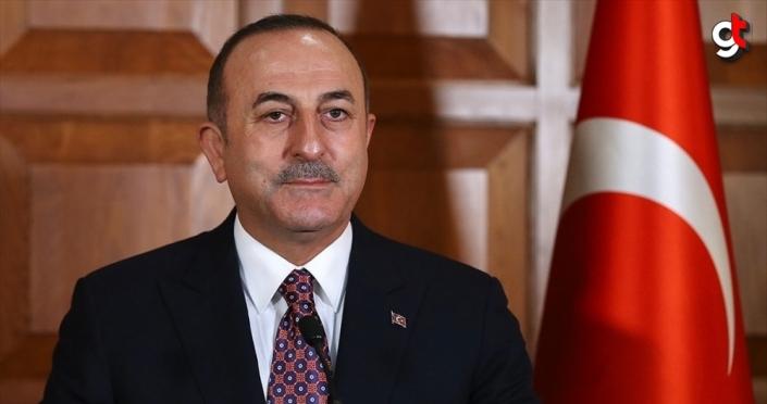 Bakan Çavuşoğlu: Türkiye olarak Libya'da bir ateşkes ve barış için üzerimize düşeni yaptık